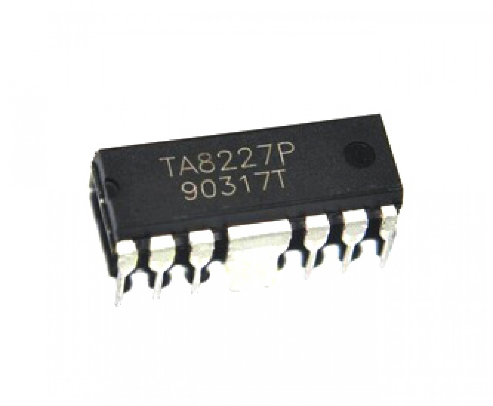 Интегр.схема  TA8227P